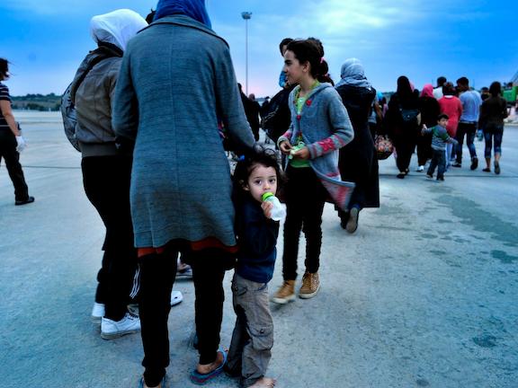 Vluchtelingen Italië Terre des Hommes FARO