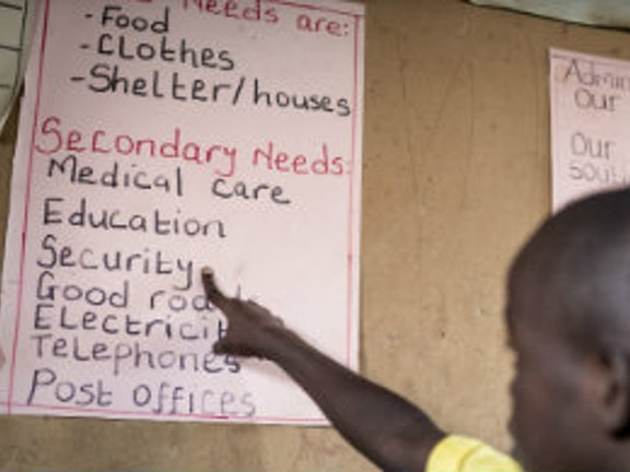 Terre des Hommes Netherlands involved in draft Children's Bill in Kenya