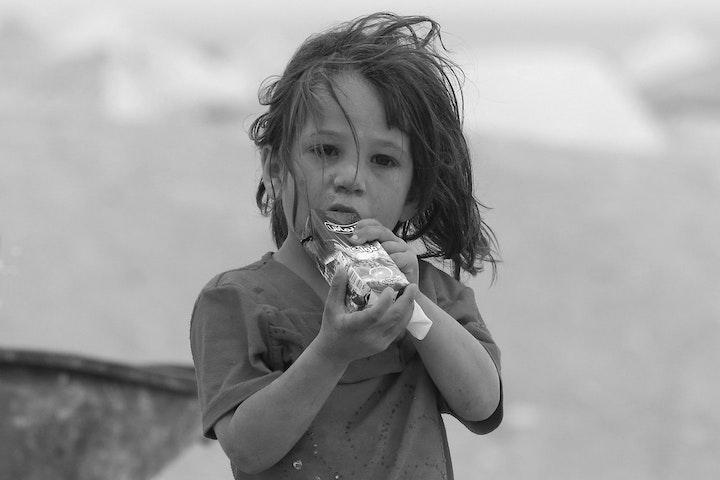 Noodhulp in Syrië broodnodig Terre des Hommes Foto: AFP 2016/  Khalil Mazraawi
