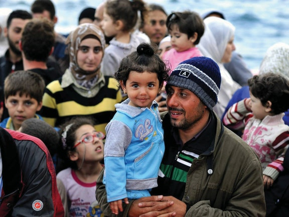 Sluit vluchtkinderen niet op Terre des Hommes