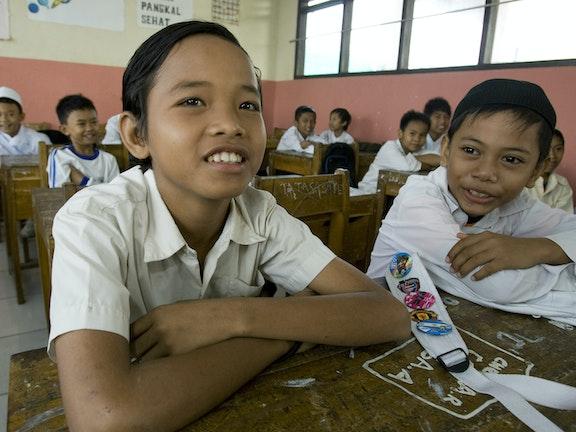 1.283 Indonesische kinderen kunnen weer naar school Terre des Hommes