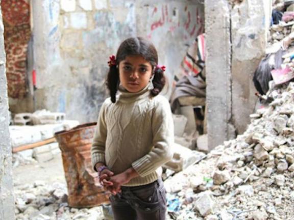 Beroep op minister Koenders om kinderen in Syrië te beschermen Terre des Hommes