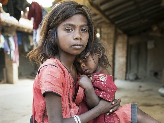 50 meisjes uit uitbuitingssituaties gered in India Terre des Hommes kinderarbeid