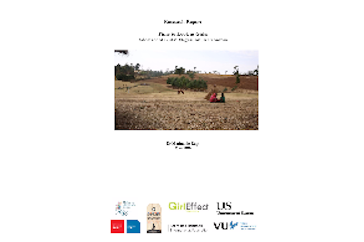 Time to Look at Girls: Adolescent Girls' Migration in Ethiopia research report