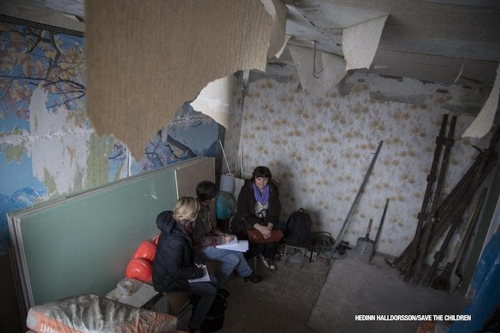 Terre des Hommes joint response Ukraïne