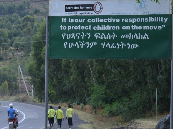 64 kindhuwelijken in Ethiopië voorkomen met hulp van bedrijven en stichtingen