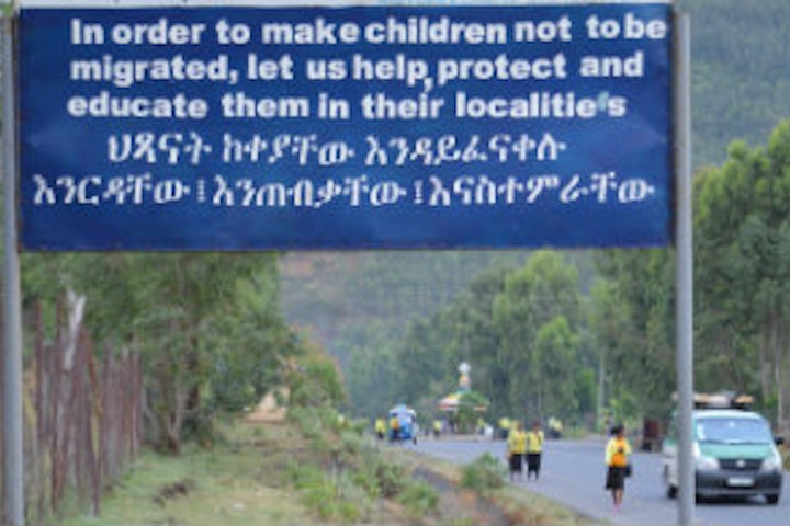 Time to Look at Girls research: Adolescent Girls' Migration in Ethiopia