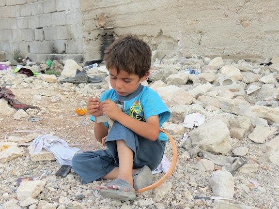 Voedselhulp aan Aleppo al wekenlang in de wacht Terre des Hommes Noodhulp