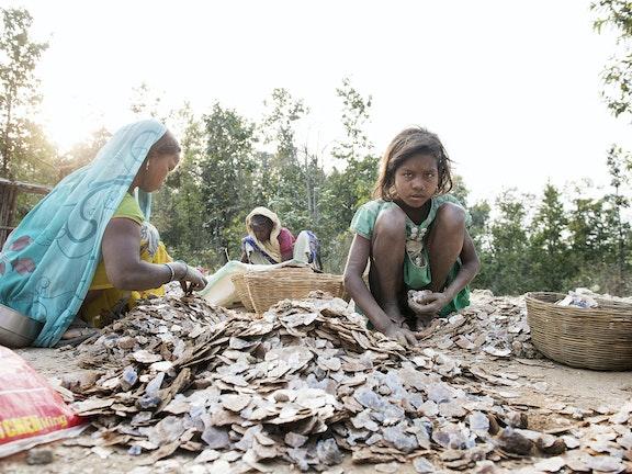 Weer kinderen overleden in micamijnen in India Terre des Hommes