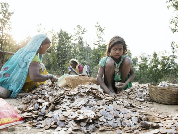 Terre des Hommes kinderarbeid mica mijn India