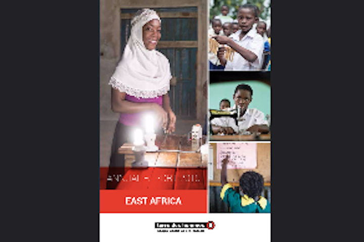 Terre des Hommes Netherlands Annual Report East Africa 2015