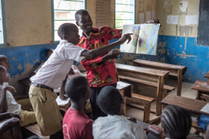 Education is important in preventing and rescuing children from child labour