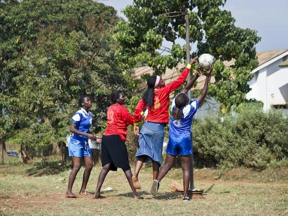 Sporting children win terre des hommes