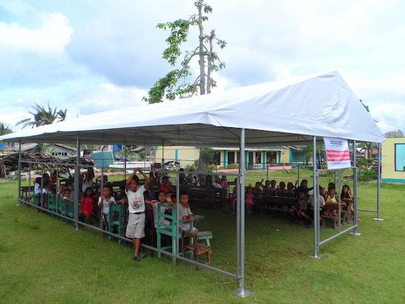De Filipijnen na Haiyan: beter voorbereid op toekomstige rampen SHO Terre des Hommes