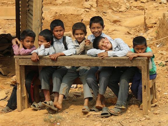 Met geld van Giro555 tot nu toe 600.000 Nepalezen bereikt Terre des Hommes Nepal wederopbouw