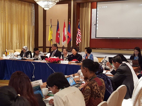 Regional consultation with civil society organisations discusses how to make real Southeast Asia's governments' ambition for zero tolerance on all forms of violence against women and children