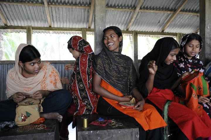 Van de Pol Consult en Terre des Hommes helpen samen kinderen in Bangladesh kinderarbeid
