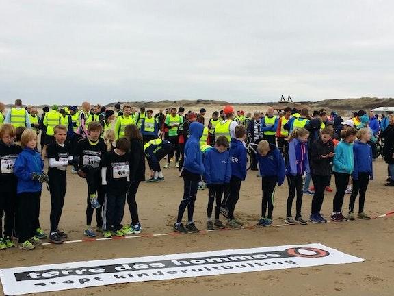 Scheveningen Zandvoort Marathon tegen kinderbuiting Terre des Hommes