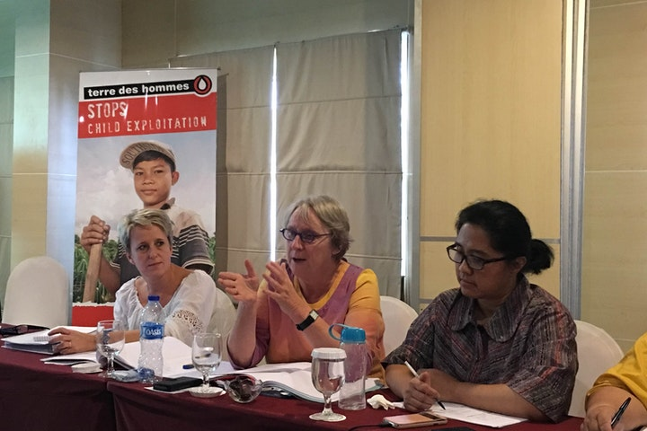 Thanks to a unique partnership between Fier Fryslan, an organisation specialised in gender based violence, and Terre des Hommes Netherlands a series of three trainings on Trauma Healing and Counseling are organised in Philippines, Indonesia and Thailand.