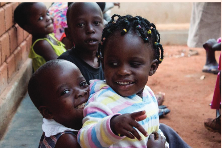 Baseline Survey Report Child Care Institutions in Uganda 2015