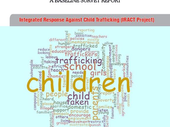 Baseline Survey Report Child Trafficking in Uganda 2015