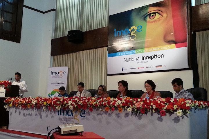 Hulp aan 4500 kindbruiden in Bangladesh