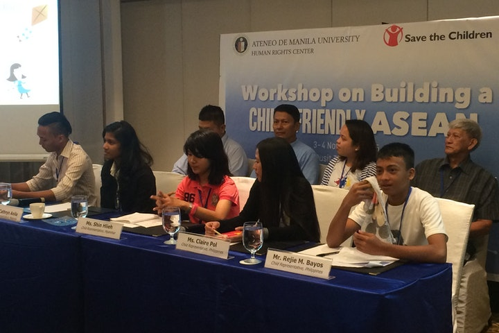 The ASEAN Community Members gathered in Manila, Philippines, this week to discuss the implementation of the Convention on the Rights of the Child (UNCRC). The discussion concentrated on challenges and current emerging issues related to child protection within the ASEAN countries. It focused on improved collaboration between ASEAN Member States to protect children from exploitation. This discussion was particularly relevant in relation to the open borders planned for the end of this year within the ASEAN Eco
