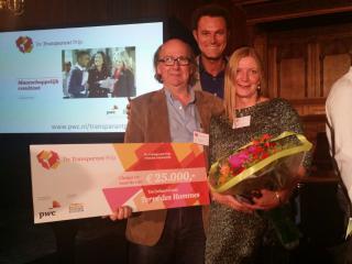 Sweetie Terre des Hommes seksuele uitbuiting Nederland Transparant Prijs