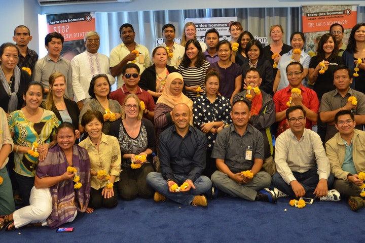 Thailand, Bangkok: 35 organisations will collaborate with Terre des Hommes in 10 countries in Asia to fight against child trafficking and for safe migration. This innovative cross-border programme was launched on 25 October 2015. The programme will be implemented in the following countries; 1. Nepal, 2. India, 3. Bangladesh, 4. Myanmar, 5. Thailand, 6. Lao PDR, 7. Cambodia, 8. Malaysia, 9. Indonesia and 10. Philippines. Across these 10 countries, 35 partner organizations are involved in the implementati