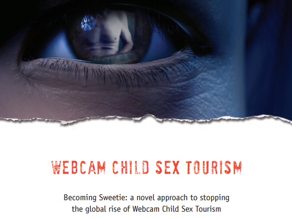 Becoming Sweetie: a novel approach to stopping the global rise of Webcam Child Sex Tourism