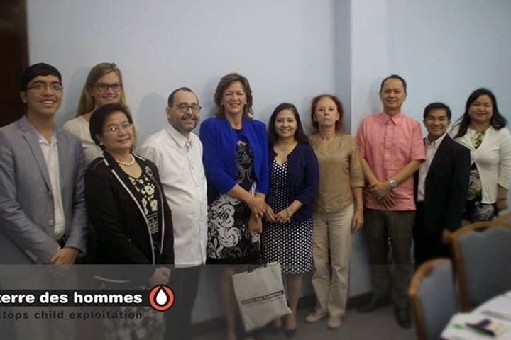 Terre des Hommes Netherlands led the formation of an alliance to combat webcam child sex tourism in the Philippines.