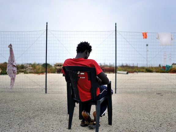 Geef vluchtkinderen een beschermde omgeving