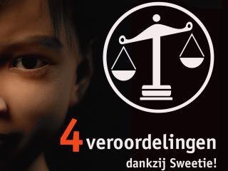 Sweetie Terre des Hommes seksuele uitbuiting Denemarken veroordeling