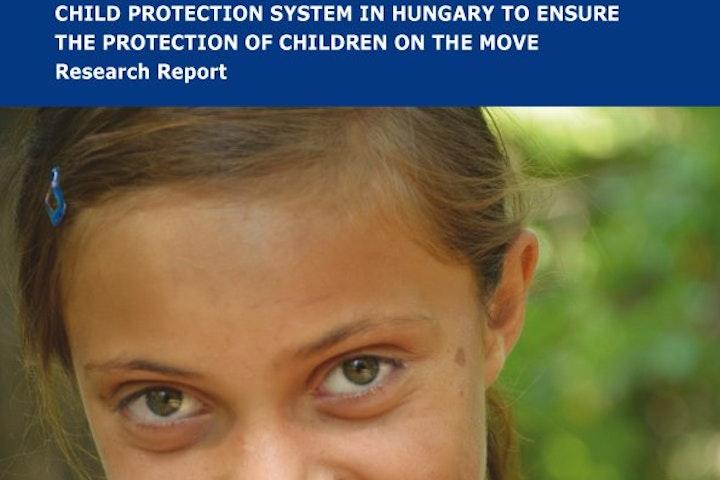 Children on the move Hongarije