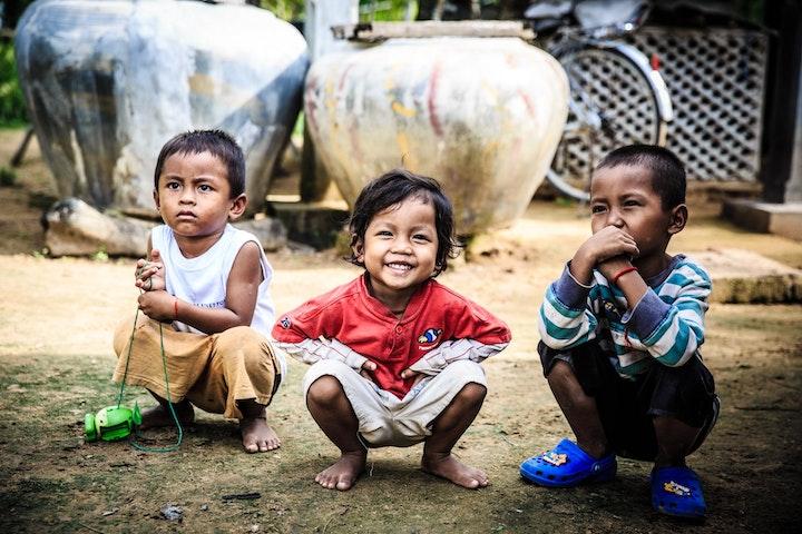 Jaarverslag 2013 Cambodja