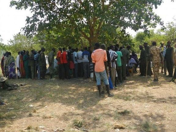 kindsoldaten Zuid-Soedan