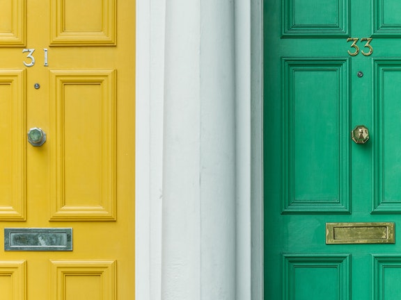 Deur-aan-deur werfactiviteiten