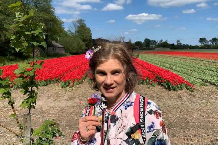 Irina Nibbelink-Tsjeroenova, vrijwilliger Terre des Hommes