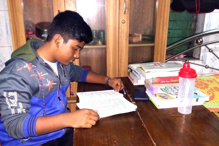 Bholanath is a 14-year-old who was a victim of child exploitation in the form of child labour. He was born in Habiganj, Bangladesh on 25 December, 2006.