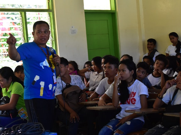 Henry is a Project Officer of Terre des Hommes Netherlands' Samar Field Office in the Philippines. He has the overall responsibility in the successful implementation of the Girls Advocacy Alliance (GAA) programme.