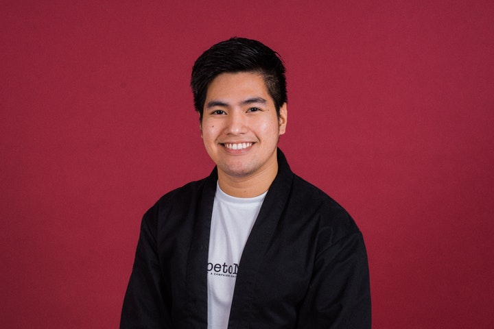 Hans is the Senior Programme Manager for SPARK! Philippines which stands for Samahan ng mga Pilipina para sa Reporma at Kaunlaran (Alliance of Women for Reform and Progress), a non-governmental organization that works towards the protection of women's rights, promotion of gender equality, and advancement of women's economic and political roles.