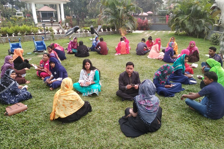 Q&A: Parveen´s Advocacy for Early Married Girls