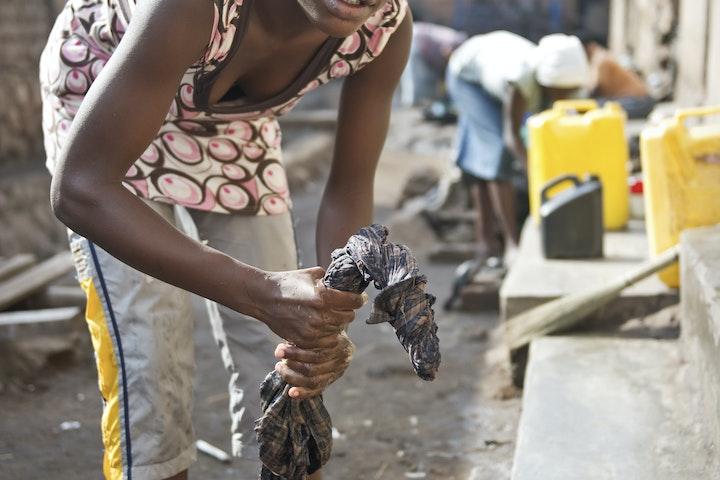 Van kinderarbeider naar ex-kinderarbeider: het verhaal van Amina