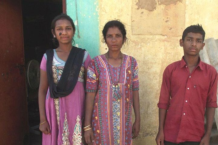 Bijna uitgehuwelijkt aan je oom Kindermisbruik India Terre des Hommes
