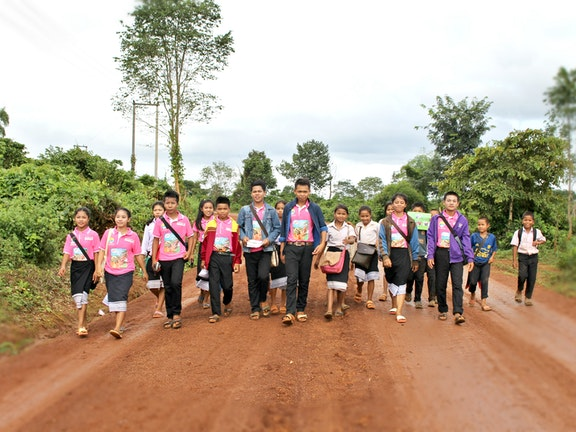 Youth Lead Campaign Against Child Labour