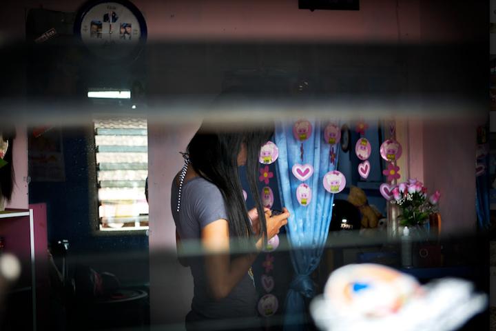 Een verloren jeugd, maar Hanna kijkt vooruit seksuele uitbuiting Indonesië