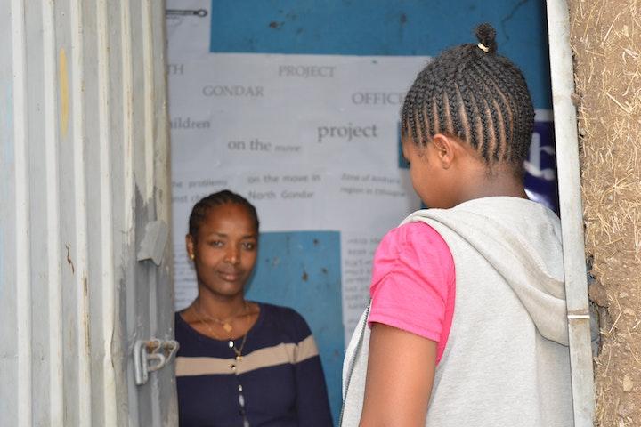 des Hommes kreeg zij de kans er uit te stappen. Een kans die zij met beide handen aangrijpt. Kinderprostitutie kindermisbruik seksuele uitbuiting van kinderen Ethiopië