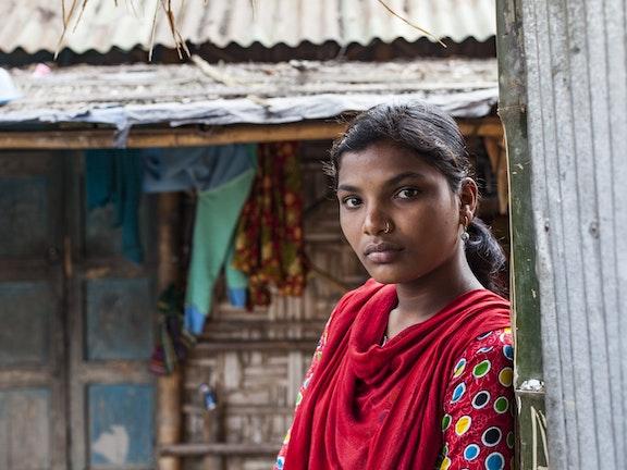 Een stem voor kindbruiden kindhuwelijken kindermisbruik Terre des Hommes Bangladesh