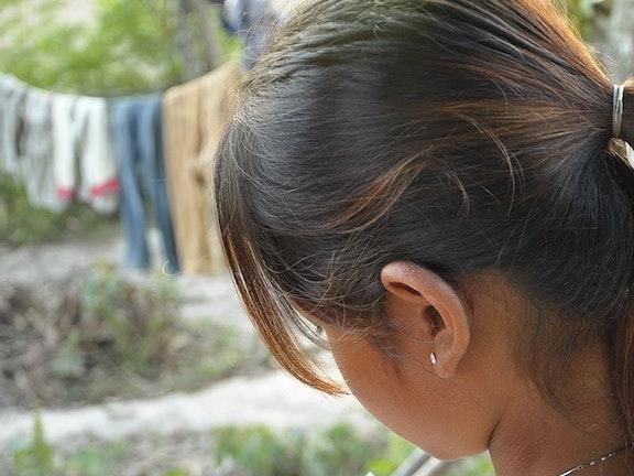 Kannitha overwon haar trauma's Cambodja Kindermisbruik Terre des Hommes