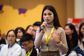 Indonesian Children's Voice being heard internationally